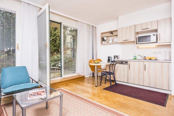 Appartements Ferchergasse - 17