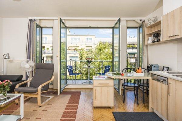 Appartements Ferchergasse - 18