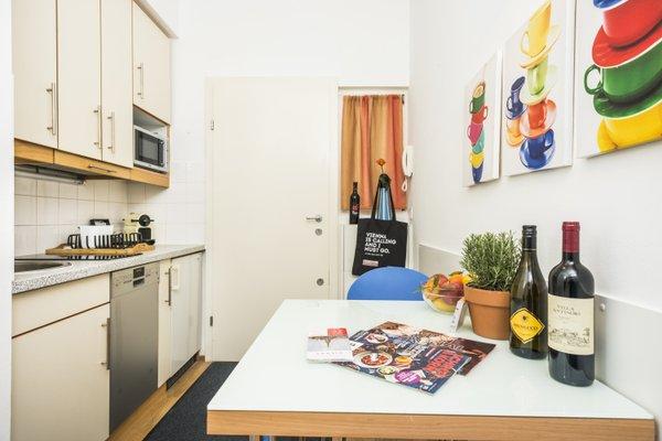 Appartements Ferchergasse - 3
