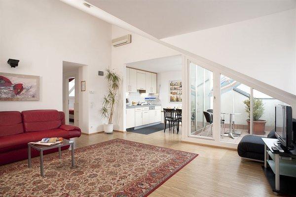 Appartements Ferchergasse - 5