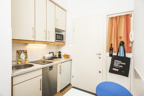 Appartements Ferchergasse - 9