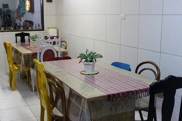 Estacao do Mangue Hostel - фото 14