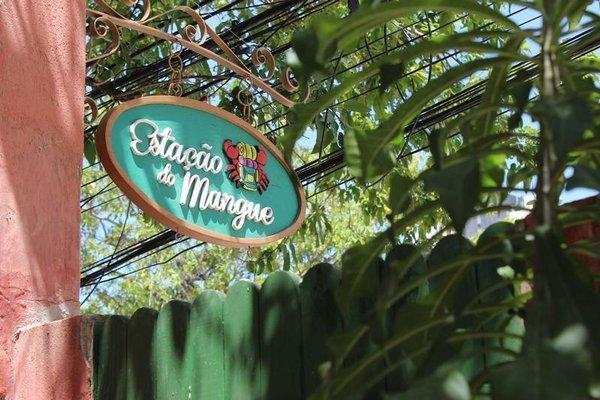 Estacao do Mangue Hostel - фото 23