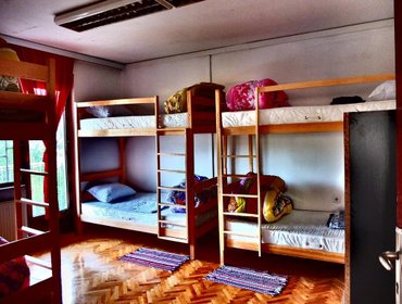 Хостел Buffalo Backpackers Hostel