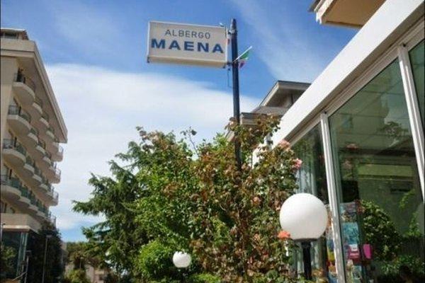 Hotel Maena - фото 20