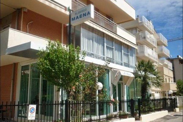 Hotel Maena - фото 21