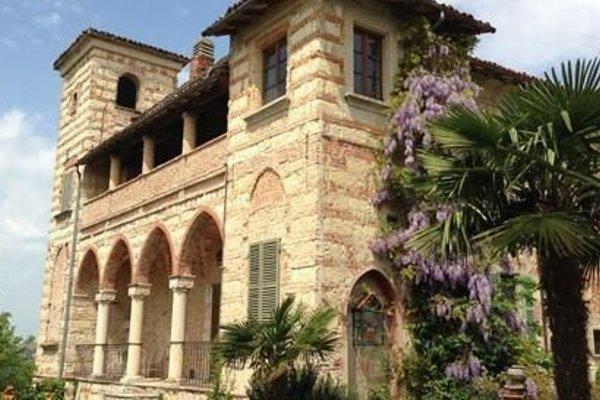 Отель Castello Di Frassinello - фото 22