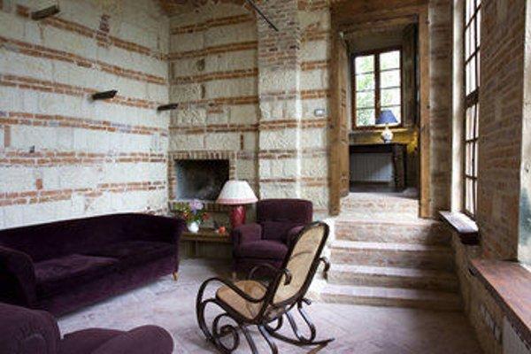 Отель Castello Di Frassinello - фото 4