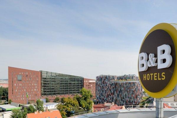 B&B Hotel Prague City - 21