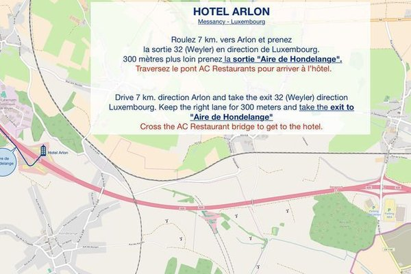 Best Western Hotel Arlon - фото 6