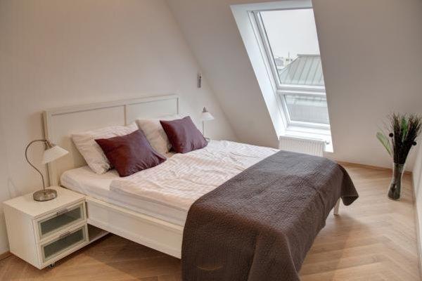 Gasser Apartments - Apartments Karlskirche - фото 41
