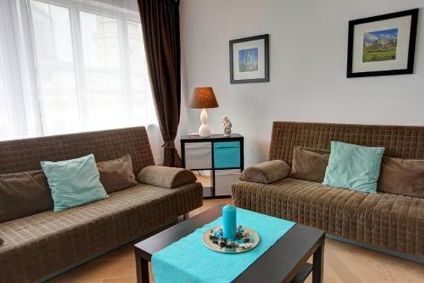 Gasser Apartments - Apartments Karlskirche - фото 11