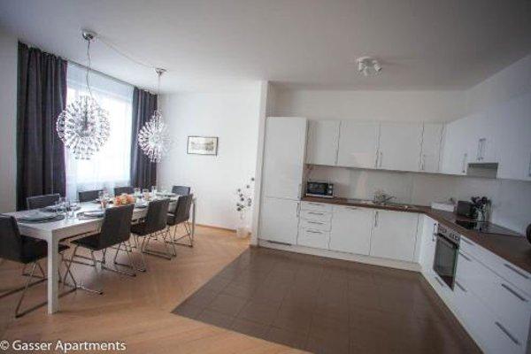 Gasser Apartments - Apartments Karlskirche - фото 19