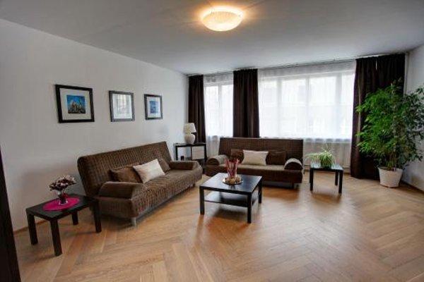 Gasser Apartments - Apartments Karlskirche - фото 5