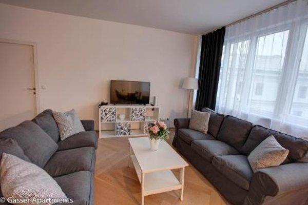 Gasser Apartments - Apartments Karlskirche - фото 7