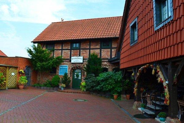 Hotel Brauhaus Weyhausen - фото 21