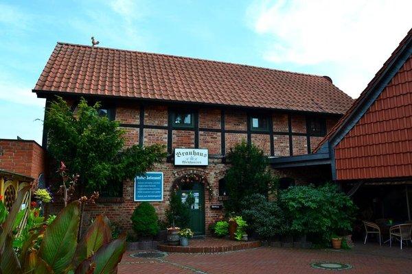 Hotel Brauhaus Weyhausen - фото 22
