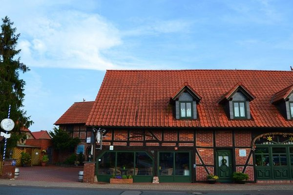 Hotel Brauhaus Weyhausen - фото 23