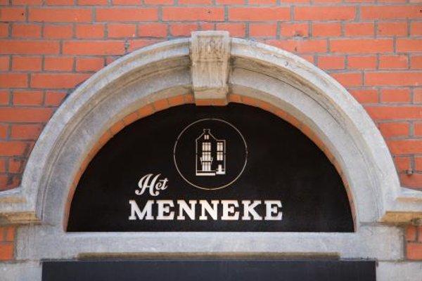 Hotel Het Menneke - фото 21
