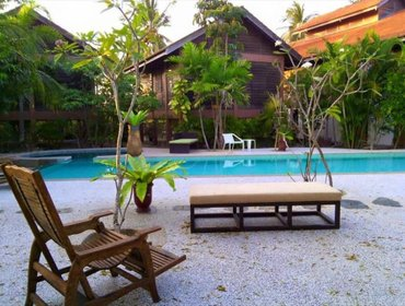 Гестхаус Panji Panji Tropical Wooden Home