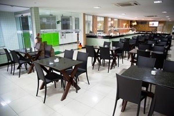 Araras Praia Hotel - 10