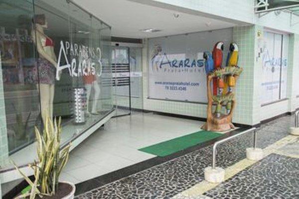 Araras Praia Hotel - 17