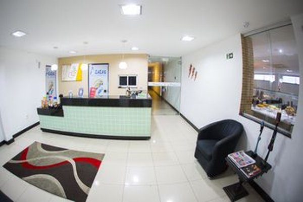 Araras Praia Hotel - 18
