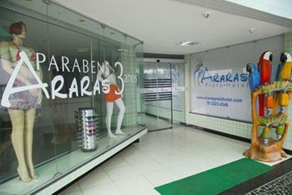 Araras Praia Hotel - 19