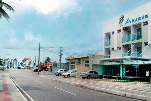 Araras Praia Hotel - 22