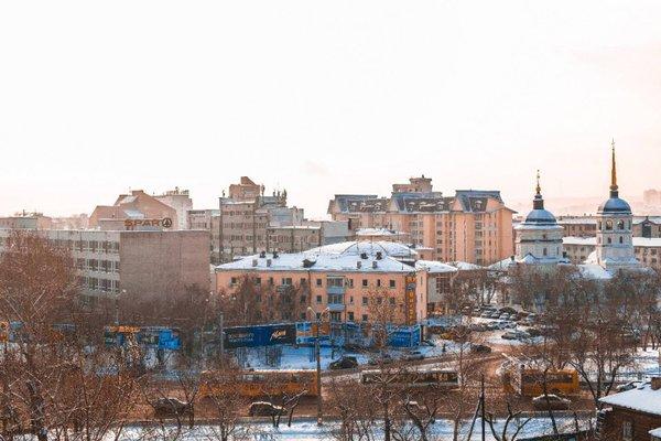 Апартаменты 38 Сити центр - фото 10