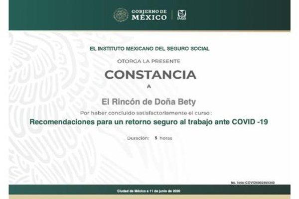 El Rincon de Dona Bety - фото 14