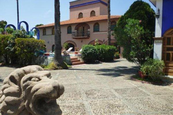 Hotel Posada Los Arcos - фото 14