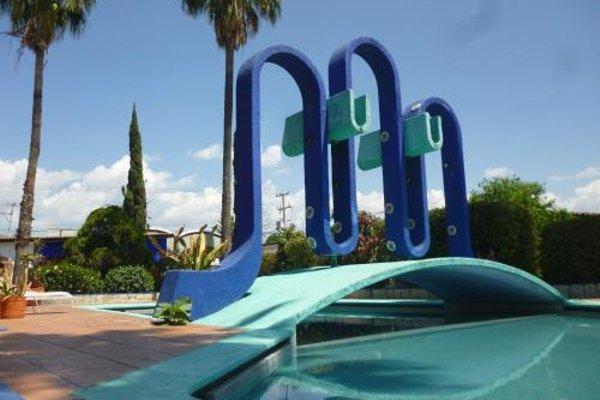 Hotel Posada Los Arcos - фото 16