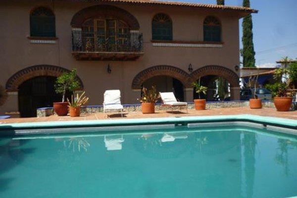 Hotel Posada Los Arcos - фото 17