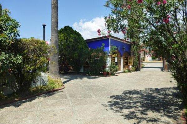 Hotel Posada Los Arcos - фото 19