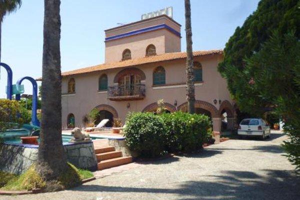 Hotel Posada Los Arcos - фото 20