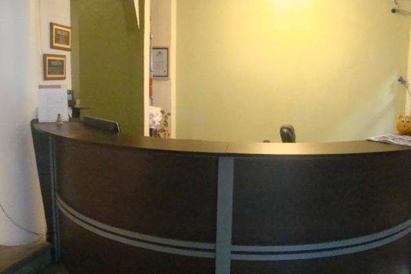 Hotel Villa Manzanares - фото 10