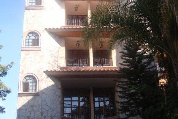 Hotel Villa Manzanares - фото 12