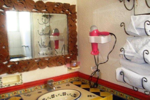 Hotel Villa Manzanares - фото 4