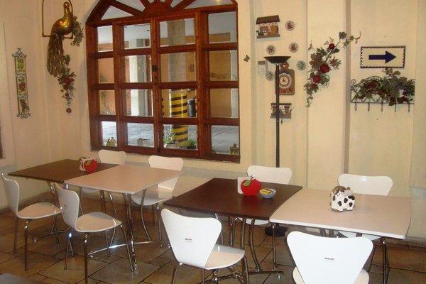 Hotel Villa Manzanares - фото 6