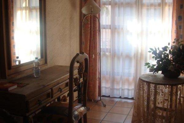 Hotel Villa Manzanares - фото 7