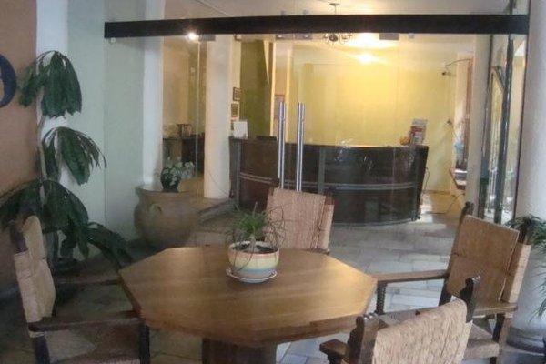 Hotel Villa Manzanares - фото 8