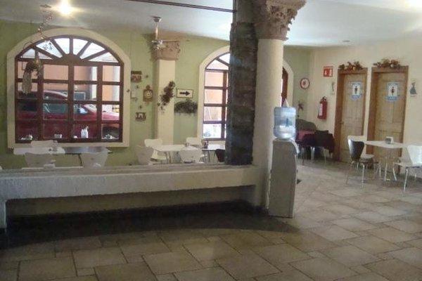 Hotel Villa Manzanares - фото 9