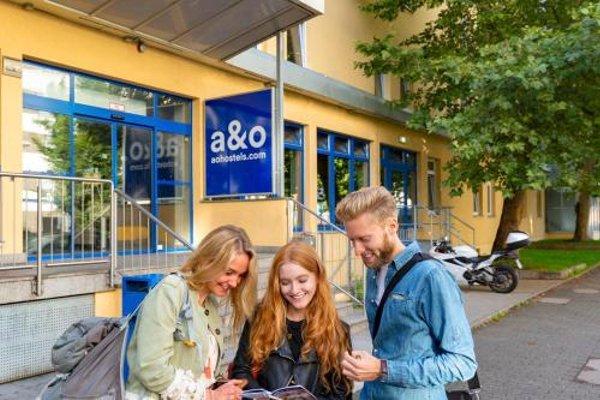 A&O Stuttgart City - 3