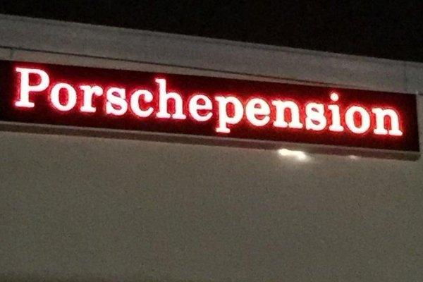 Porschepension - фото 15