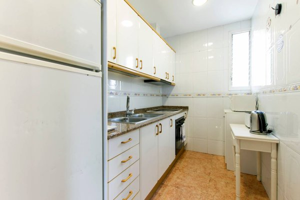Apartment Montjuic - фото 10
