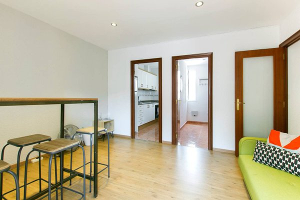 Apartment Montjuic - фото 5