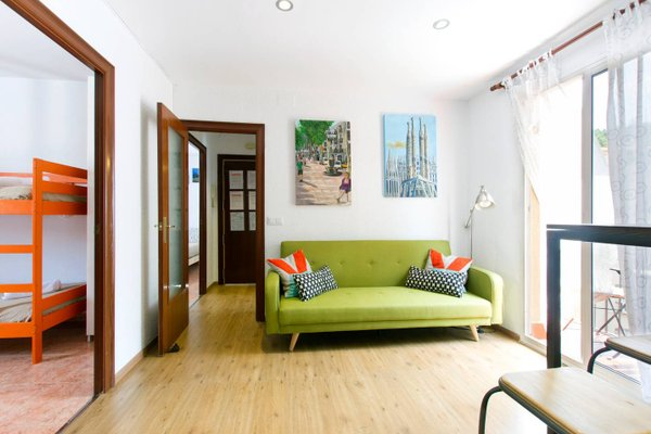 Apartment Montjuic - фото 7
