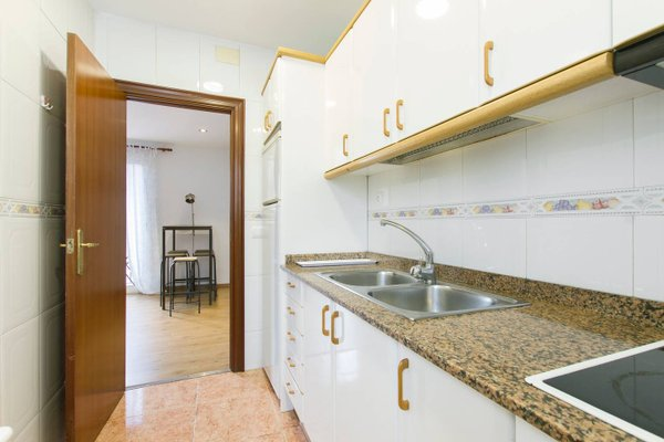 Apartment Montjuic - фото 9