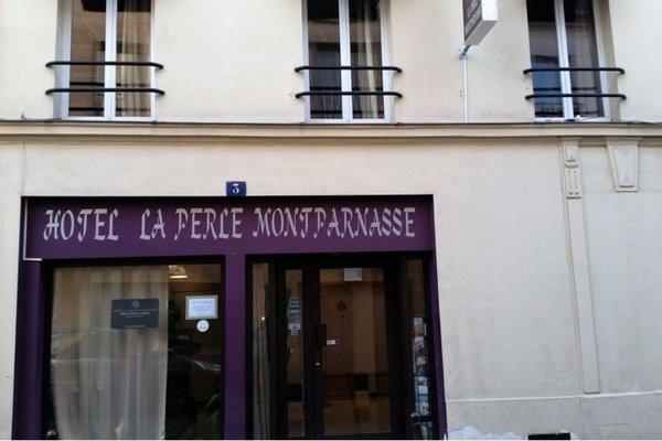 Hotel la Perle Montparnasse - фото 21
